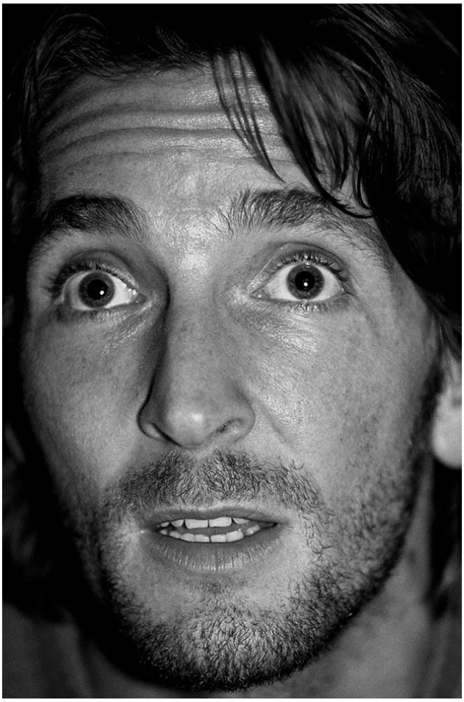 Mark Keller Portrait foto organico Picture Bild Krackhardt Christof Menschen des veröffentlichten Lebens