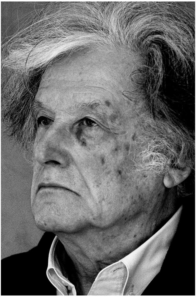 Ralph Giordano foto organico Picture Bild Krackhardt Christof Menschen des veröffentlichten Lebens