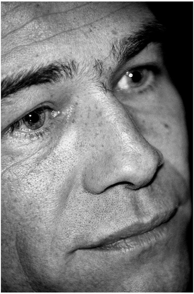 Klaus Behrendt foto organico Picture Bild Krackhardt Christof Menschen des veröffentlichten Lebens
