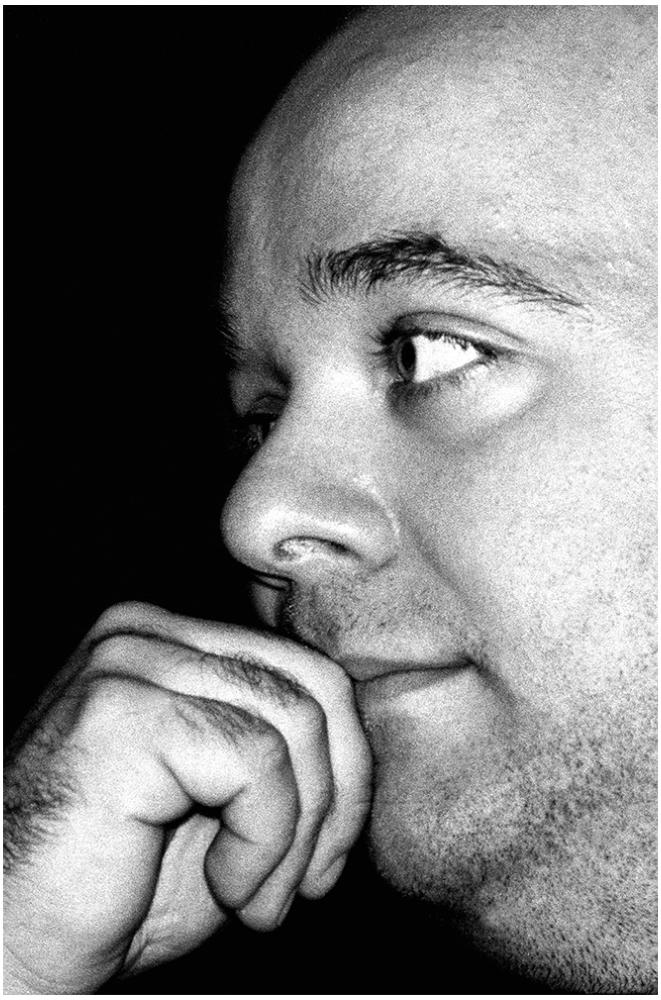 Dirk Bach foto organico Picture Bild Krackhardt Christof Menschen des veröffentlichten Lebens