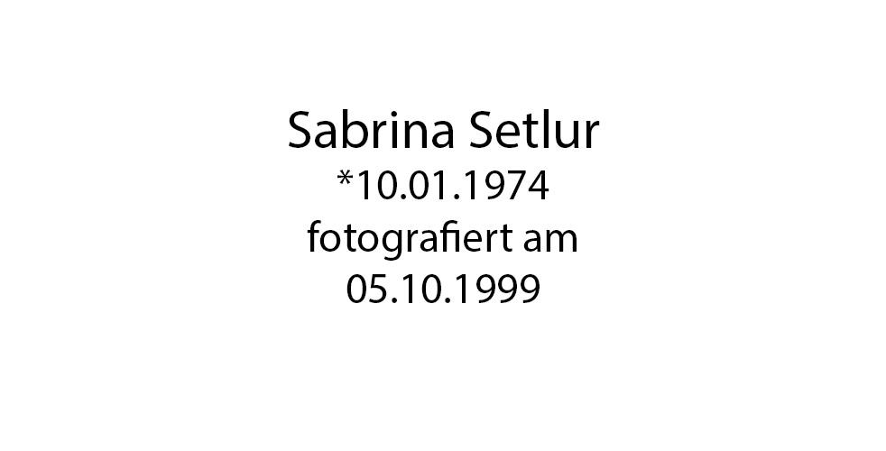 Sabrina Setlur foto organico Picture Bild Krackhardt Christof Menschen des veröffentlichten Lebens Geburt Birth Datum
