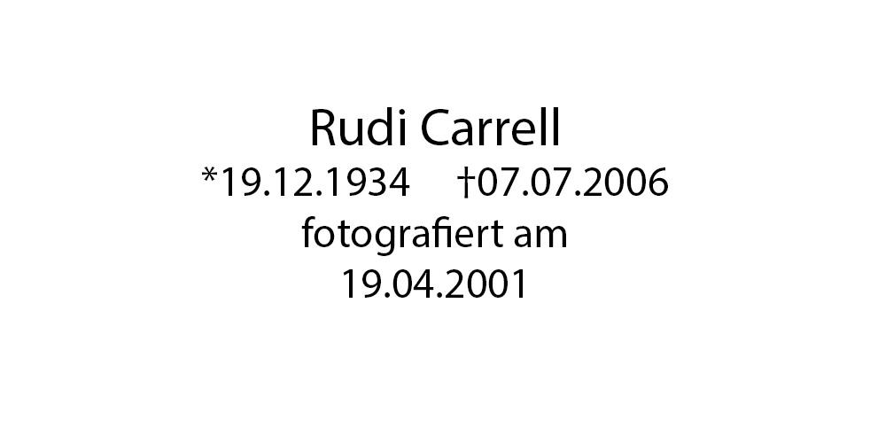 Rudi Carrell foto organico Picture Bild Krackhardt Christof Menschen des veröffentlichten Lebens Geburt Birth Datum