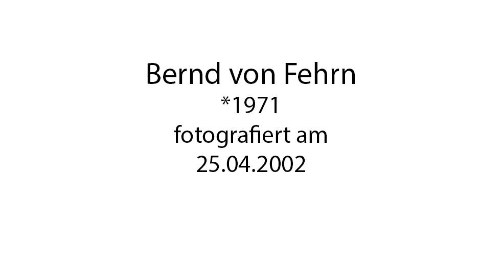 Bernd von Fehn foto organico Picture Bild Krackhardt Christof Menschen des veröffentlichten Lebens Geburt Birth Datum