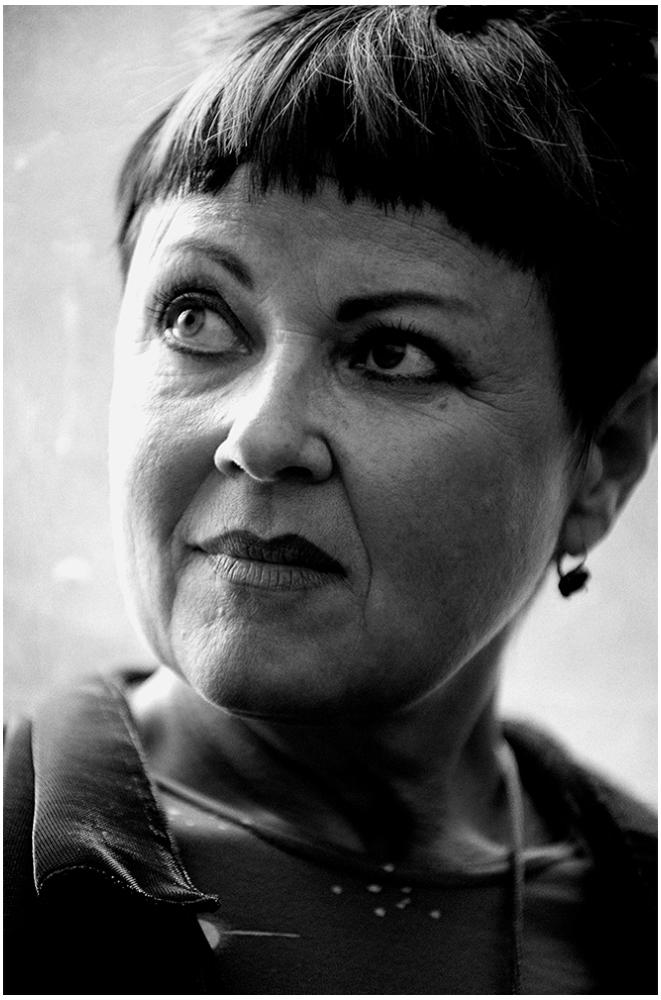 Ina Deter foto organico Picture Bild Krackhardt Christof Menschen des veröffentlichten Lebens