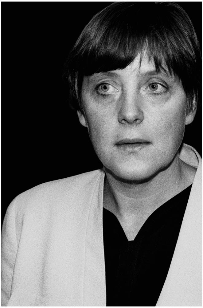 Angela Merkel foto organico Picture Bild Krackhardt Christof Menschen des veröffentlichten Lebens