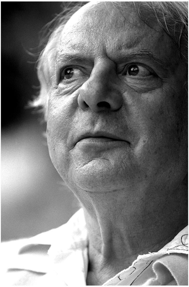 Karlheinz Stockhausen foto organico Picture Bild Krackhardt Christof Menschen des veröffentlichten Lebens