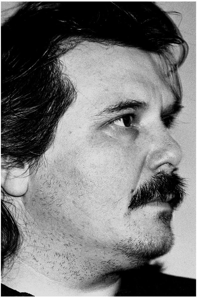 Tommy Engel foto organico Picture Bild Krackhardt Christof Menschen des veröffentlichten Lebens