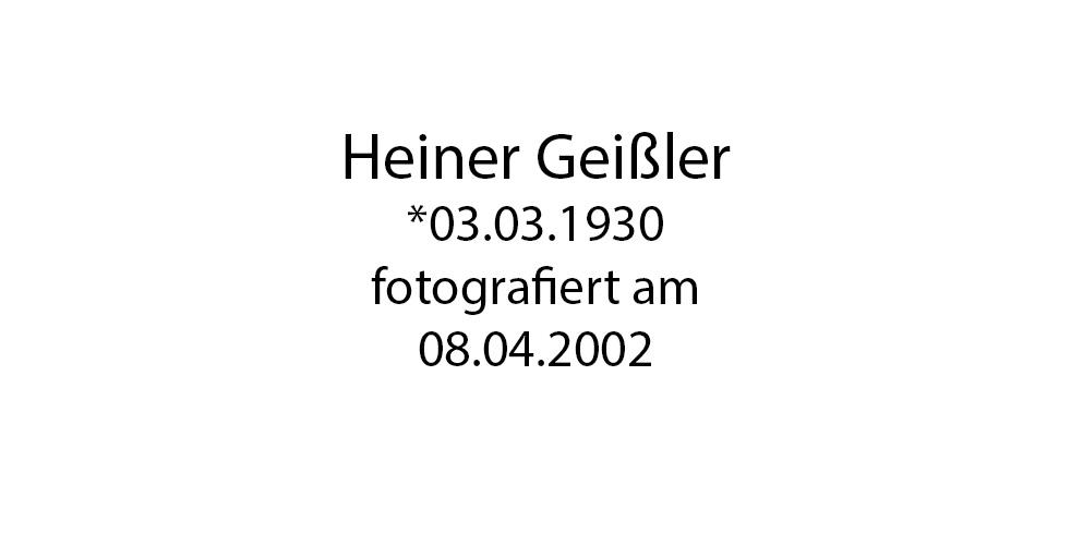 Heiner Geißler foto organico Picture Bild Krackhardt Christof Menschen des veröffentlichten Lebens Geburt Birth Datum