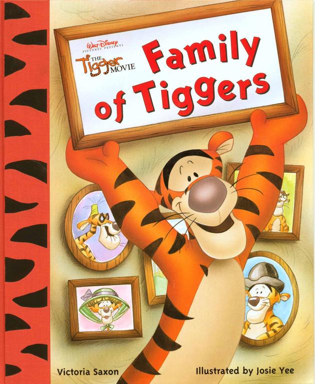 Family of Tiggers