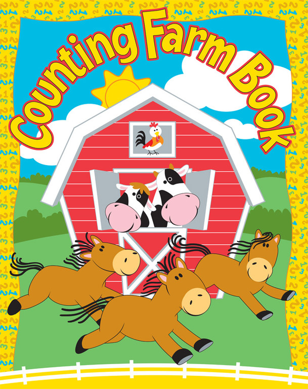 Softplay Counting Book Cover