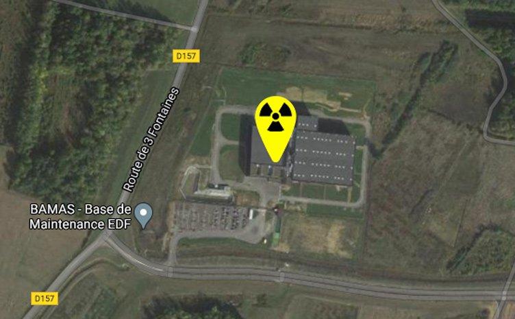 À Saint-Dizier, la BAMAS aurait dû être classée en installation nucléaire : nos associations portent plainte