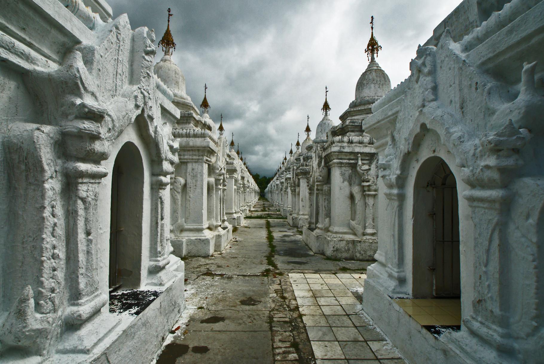 Kuthodaw Pagode
