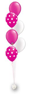 Ballon Latexballon Luftballon Heliumballon Bouquet verschiedene Farben Geschenk Party Deko Dekoration Kindergeburtstag inklusive Helium Ballongas Gewicht verschicken