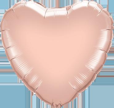 Folien-Herz