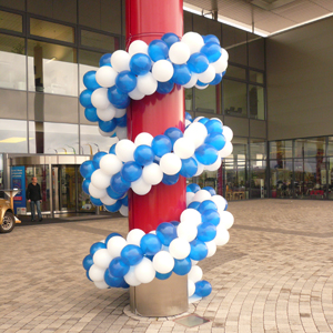 Girlande Luftballon Ballon Ballongirlande Dekoration Hymer Wertheim