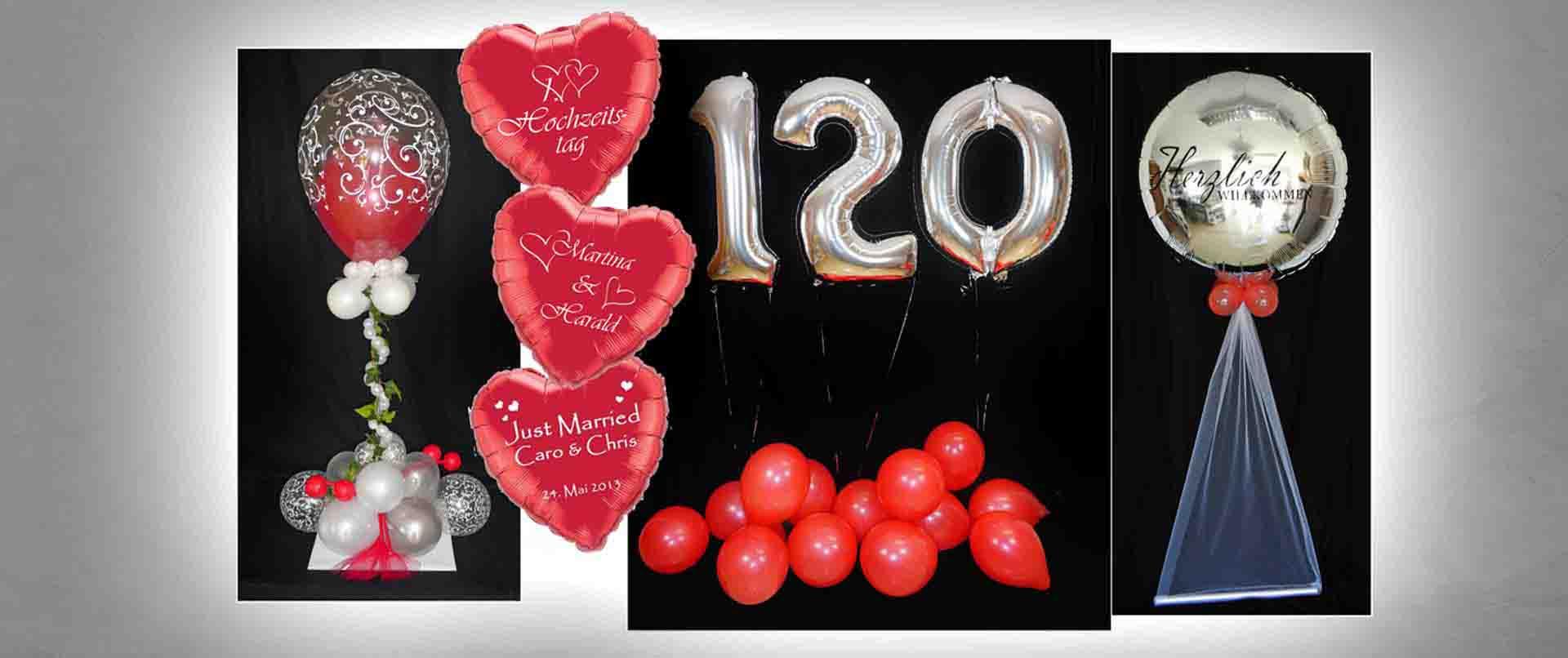 Luftballon Geschenkideen