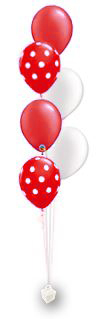 Bouquet Luftballon Ballon Heliumballon Folienballon Ballongeschenk Ballongruß Geburtstag Kindergeburtstag Deko Dekoration