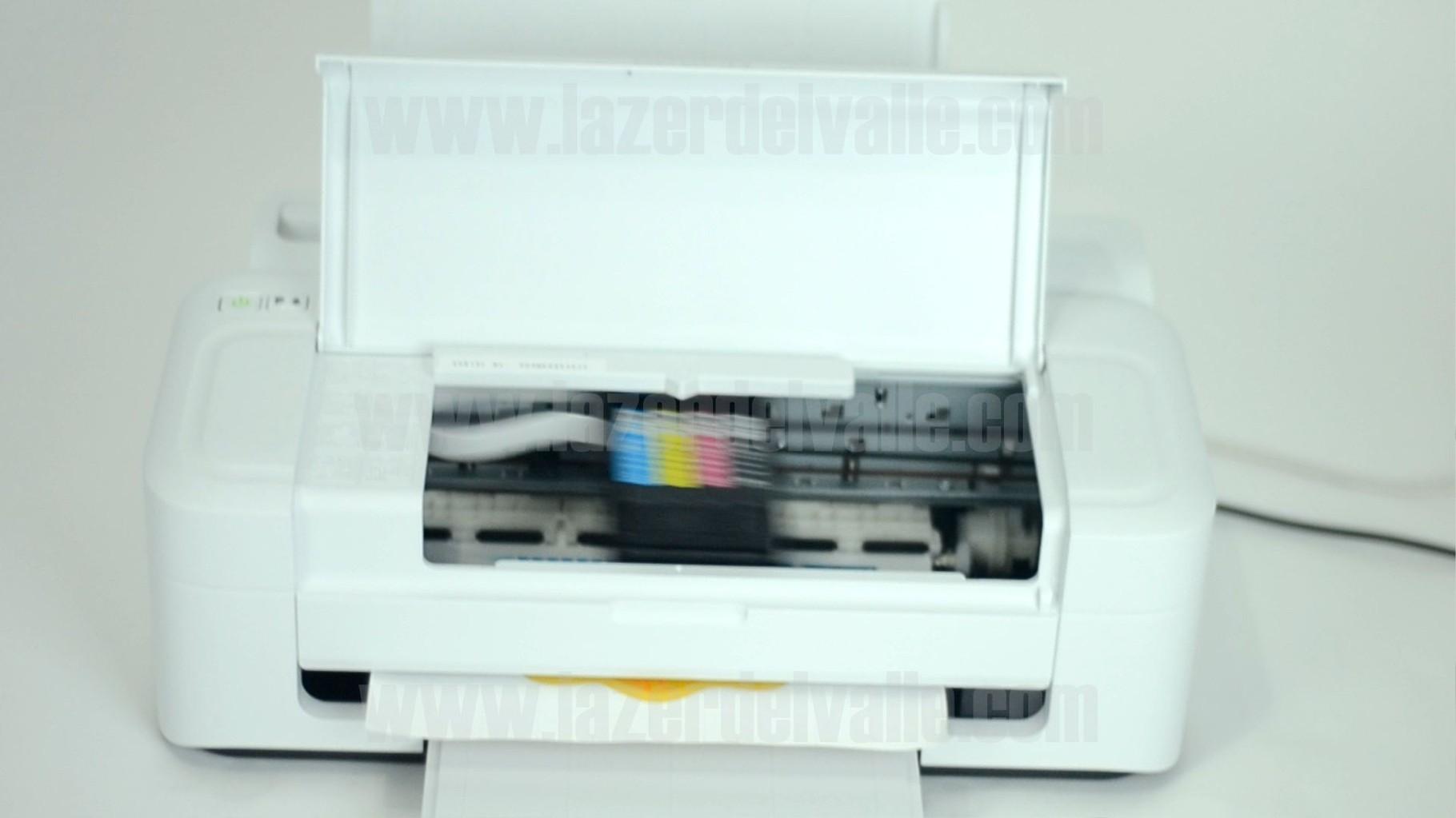 impresora epson con tinta de sublimacion