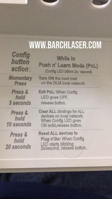 grabado laser sobre materiales plasticos blancos