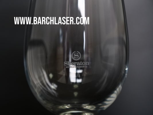 laser grabadora de vidrio y cristal