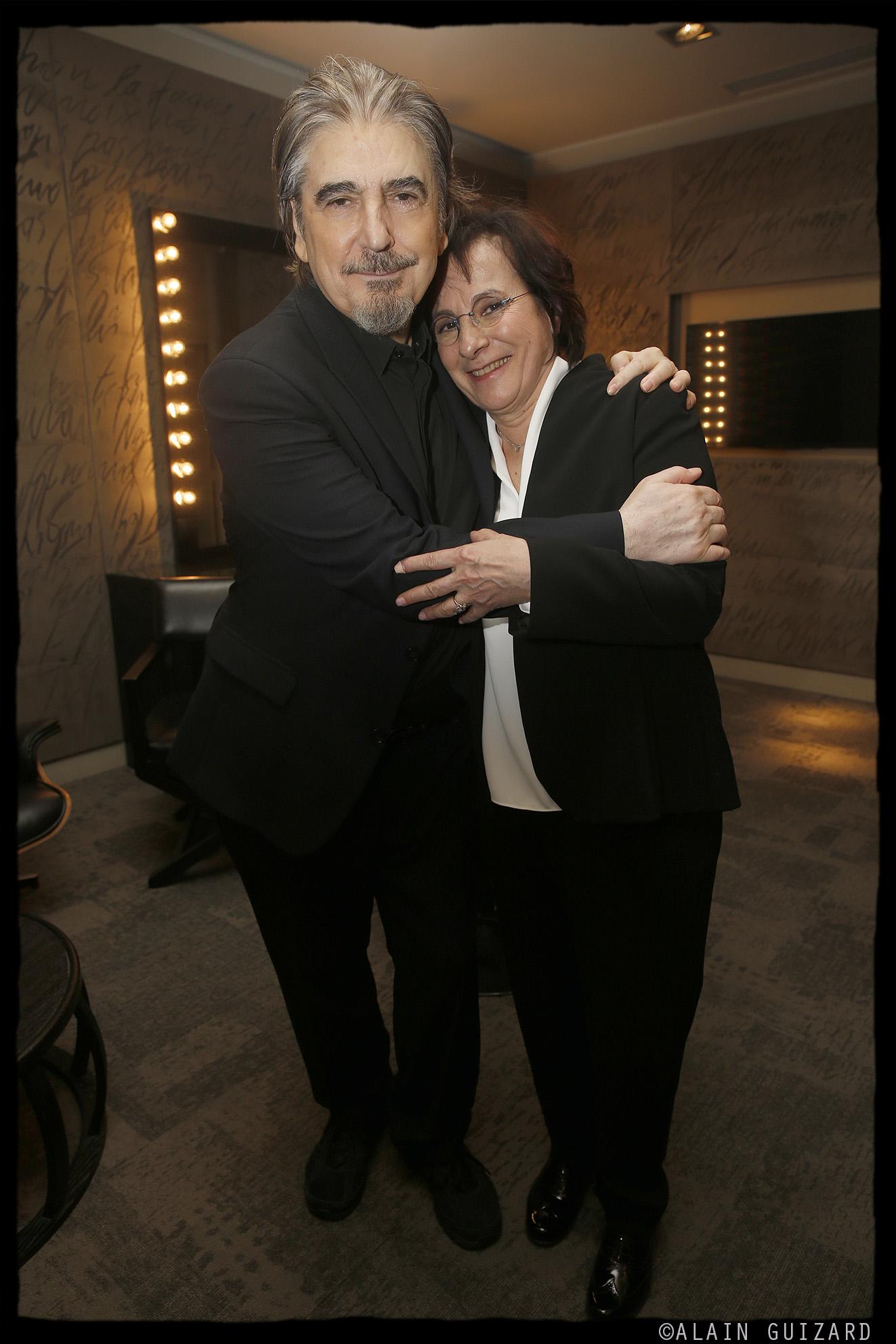 Serge Lama & Marie Paule Belle 07