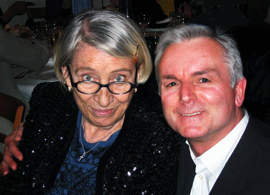 Françoise Mallet Joris & Michel Miletti - 1