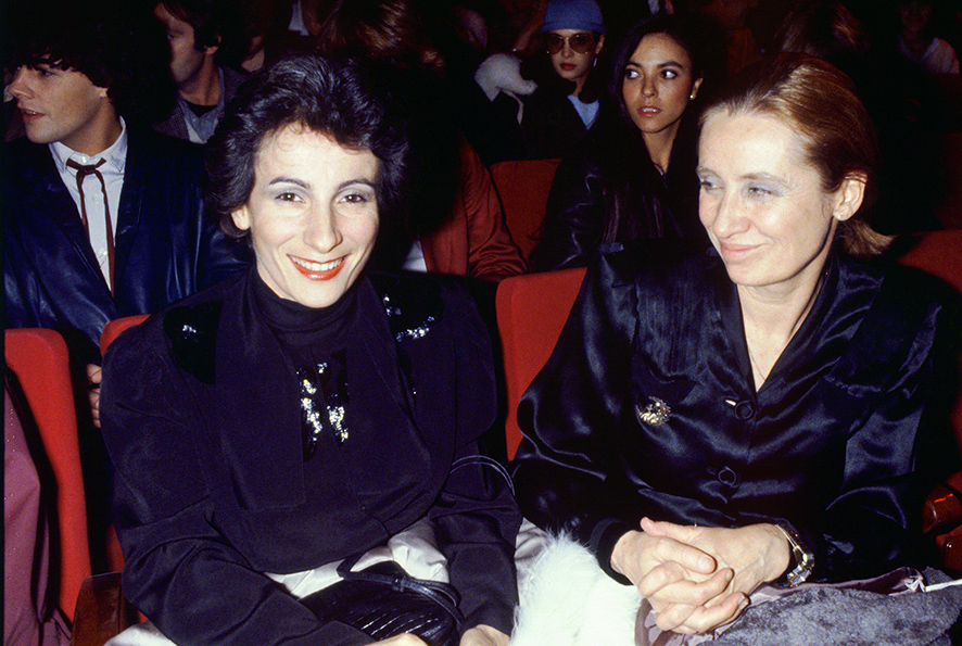 Françoise Mallet-Joris & Marie Paule Belle - 2