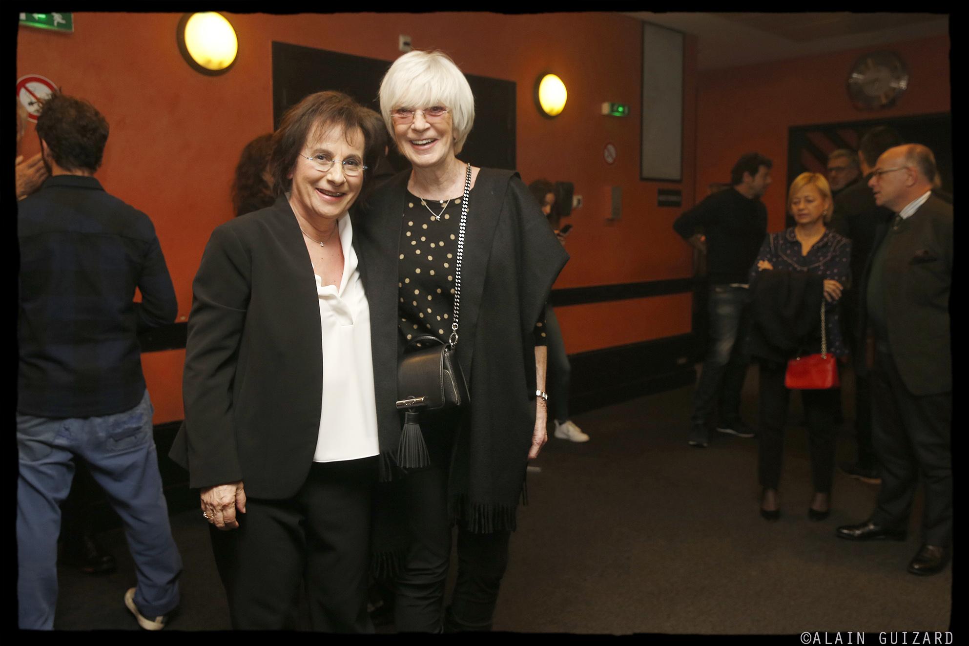 Marie Paule Belle & Alice Dona