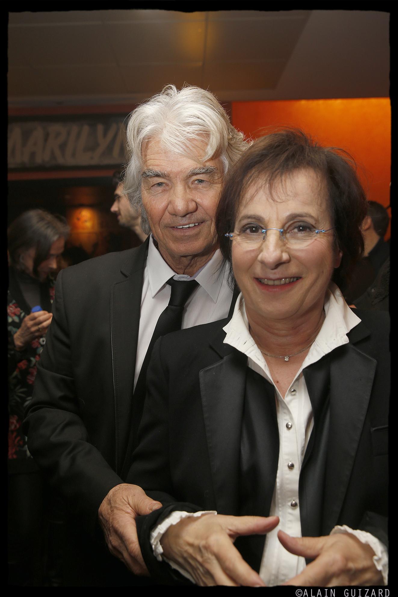Daniel Guichard & Marie Paule Belle