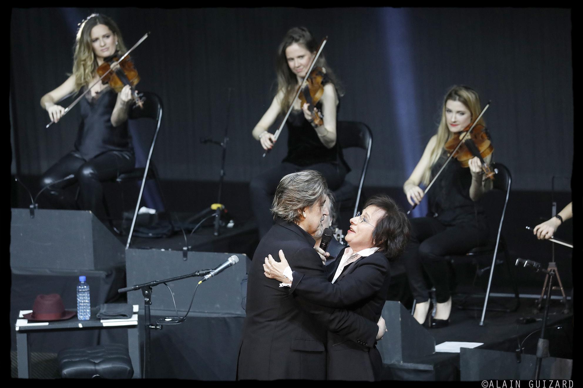 Olympia - Serge Lama & Marie Paule Belle 06