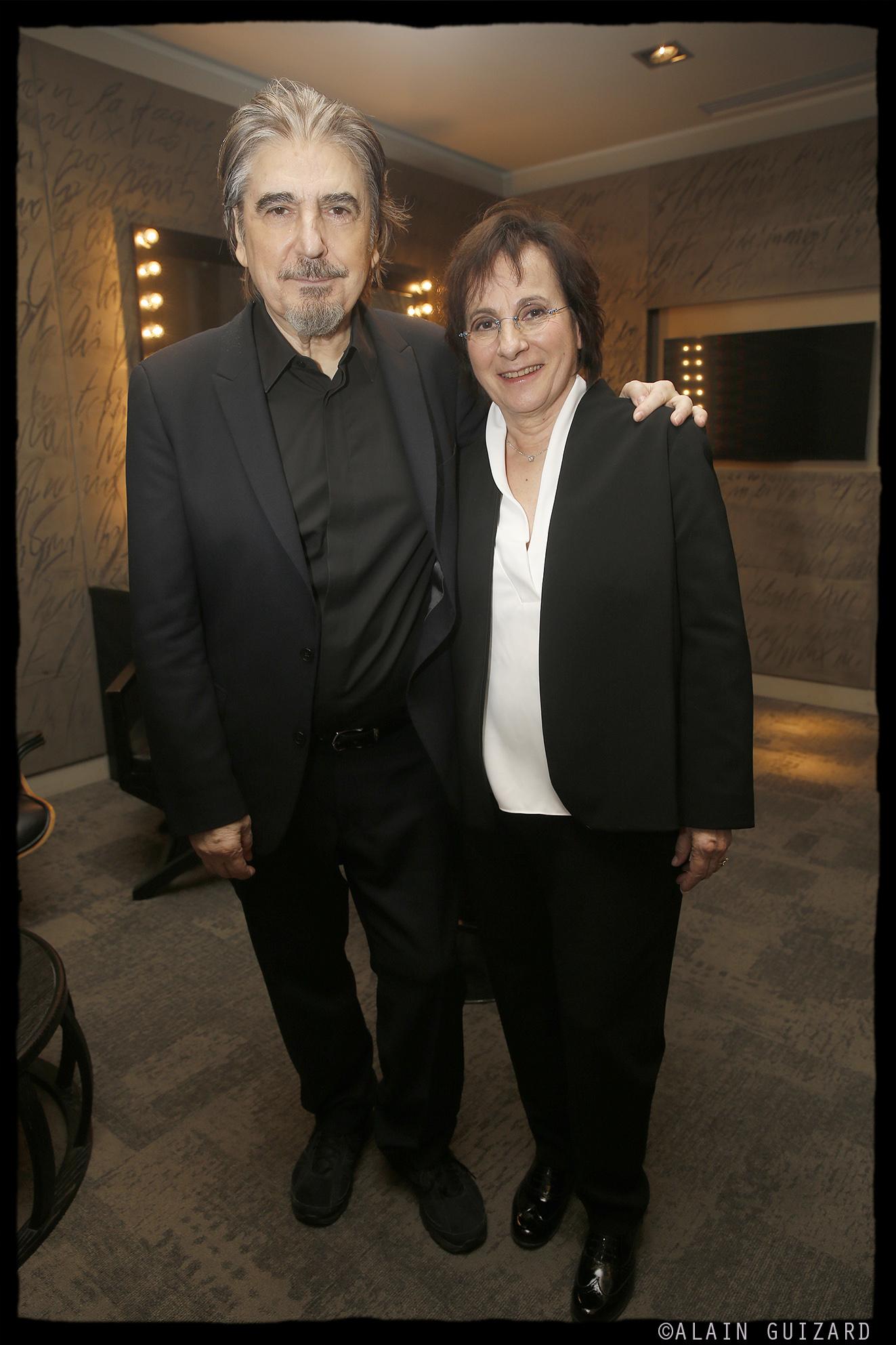 Serge Lama & Marie Paule Belle 06