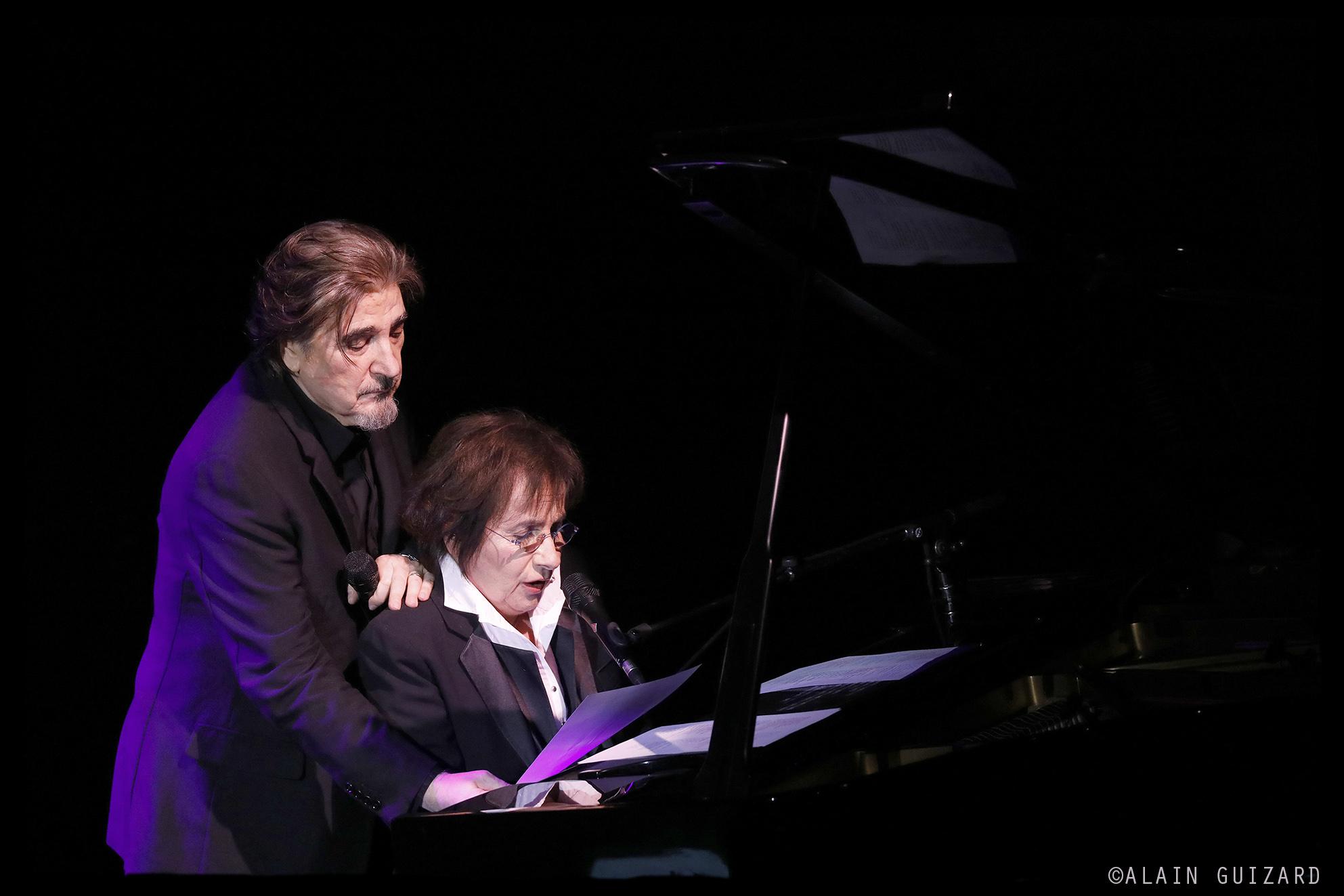 Olympia - Serge Lama & Marie Paule Belle 11
