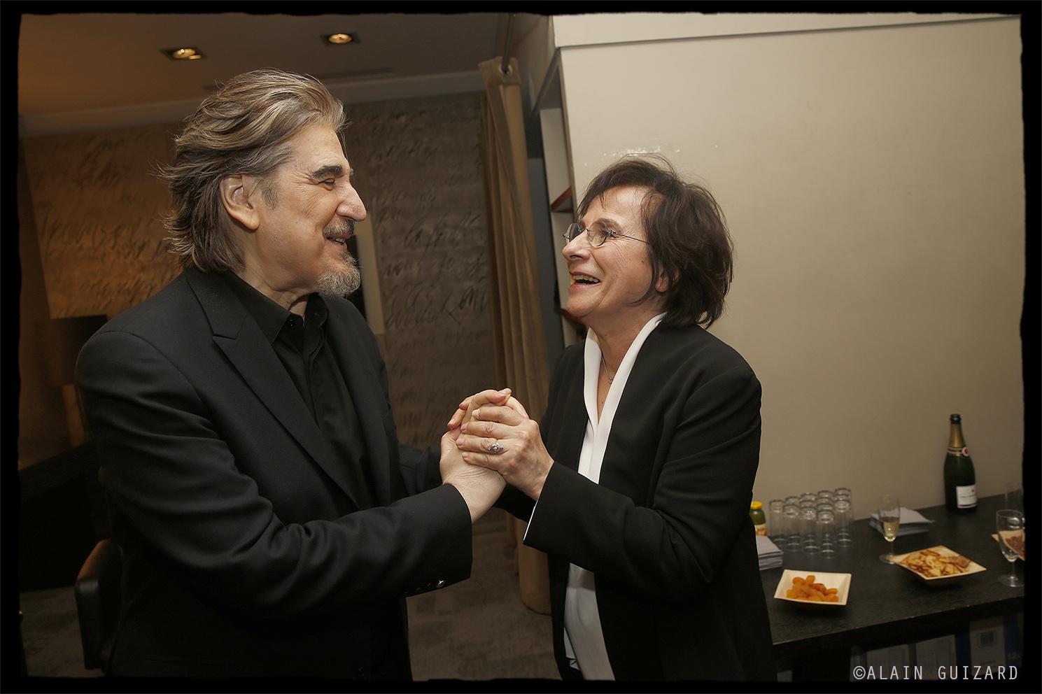 Serge Lama & Marie Paule Belle 03