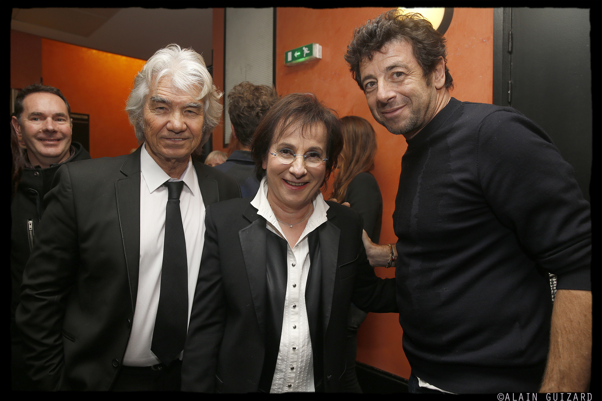 Daniel Guichard, Marie Paule Belle, Patrick Bruel