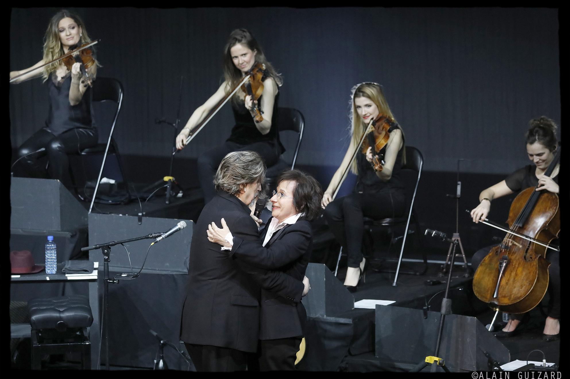 Olympia - Serge Lama & Marie Paule Belle 07