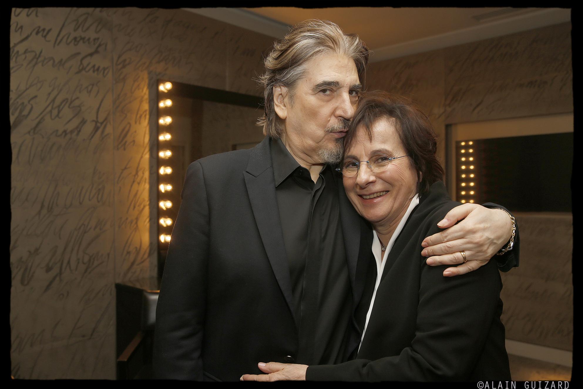 Serge Lama & Marie Paule Belle 08
