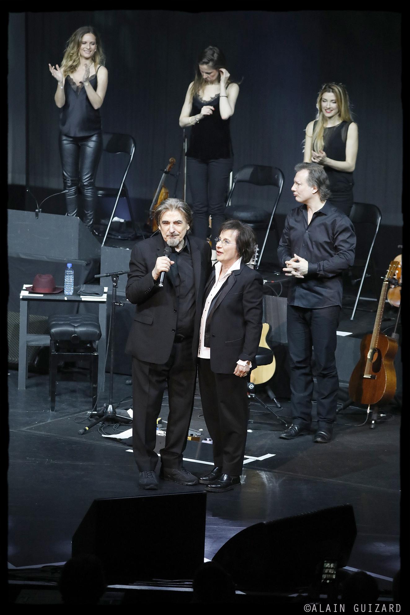 Olympia - Serge Lama & Marie Paule Belle 09
