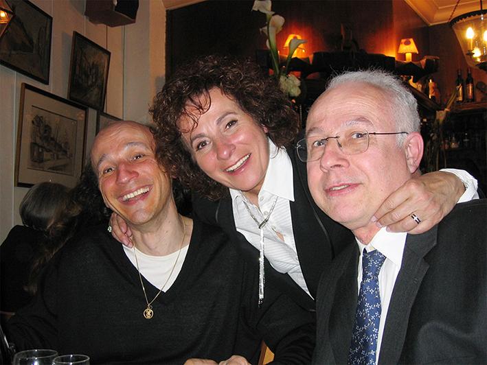 Olivier, Marie Paule, Jean-Michel Belle