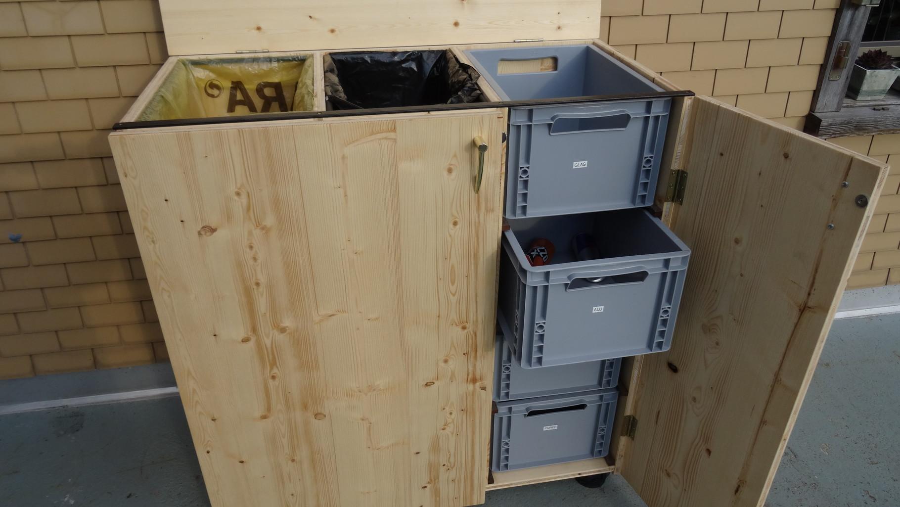 Müllsystem Junior