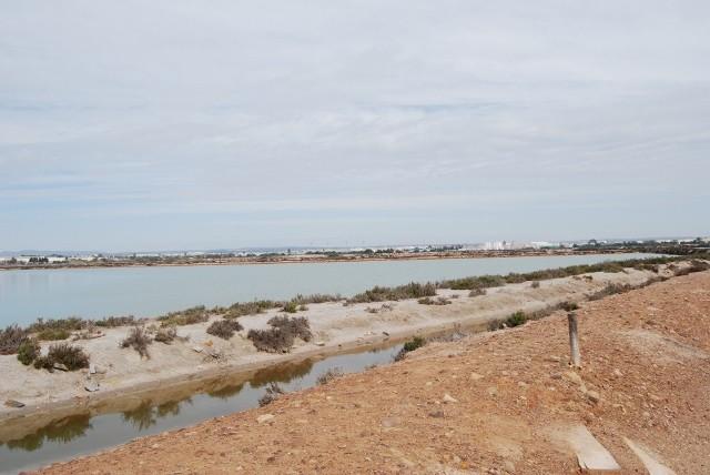 Canal de las Charcas