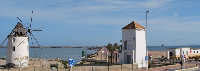 Apartamentos Sol y Lodo en San Pedro del Pinatar