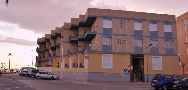 Fachada Apartamentos Sol y Lodo