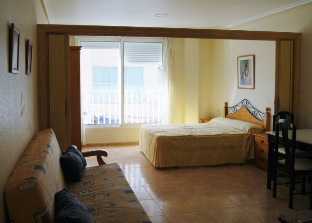 Apartamentos con cama de matrimonio