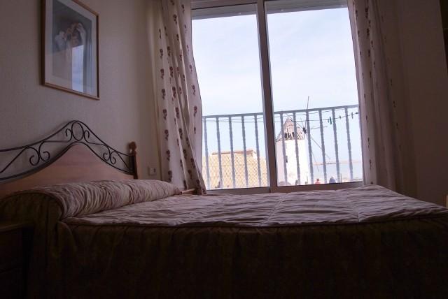 Apartamentos con vistas a los Lodos del Mar Menor