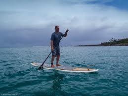 paddel boarding
