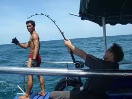 fish on !!