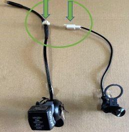 P.A.S pour vélo éléctrique avec potentiommètre