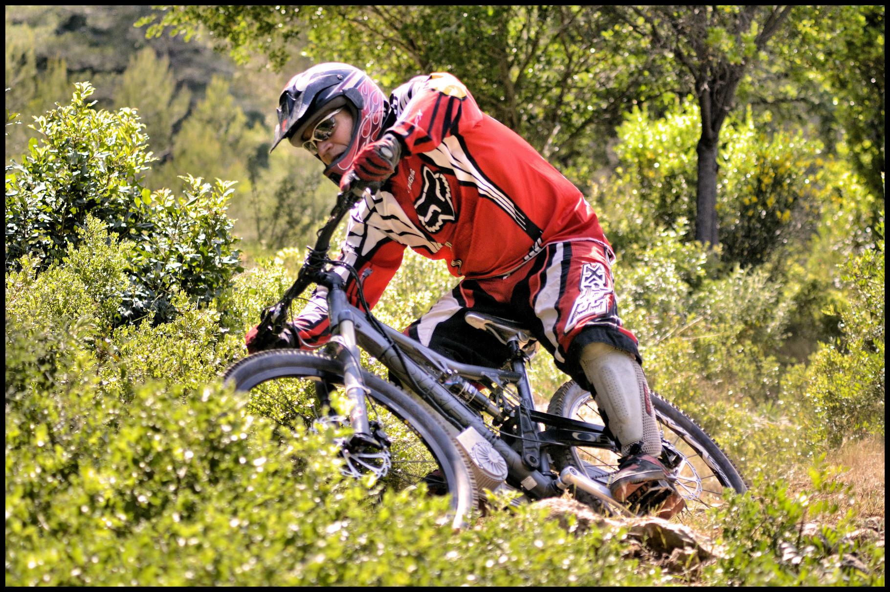 all mountain électric bike