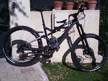 commençal e-bike