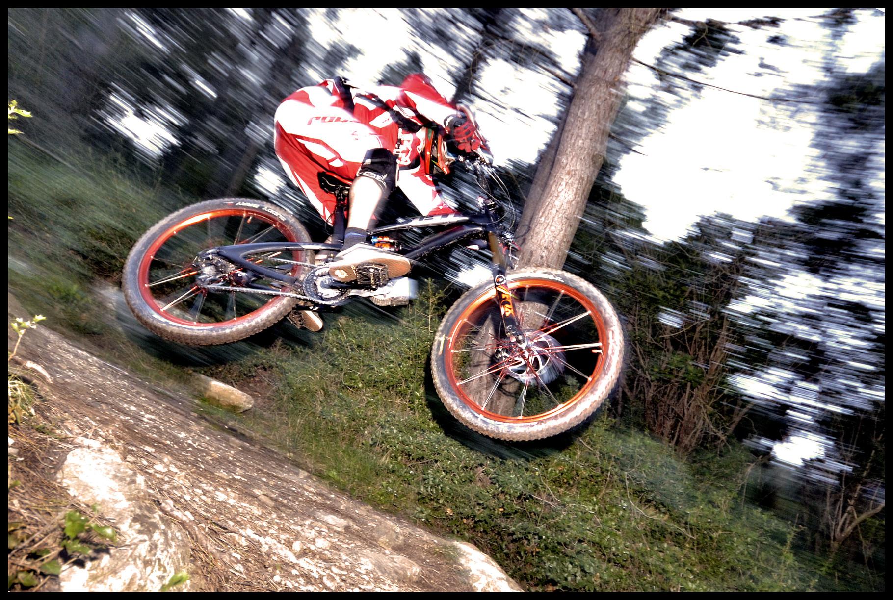 downhill e bike